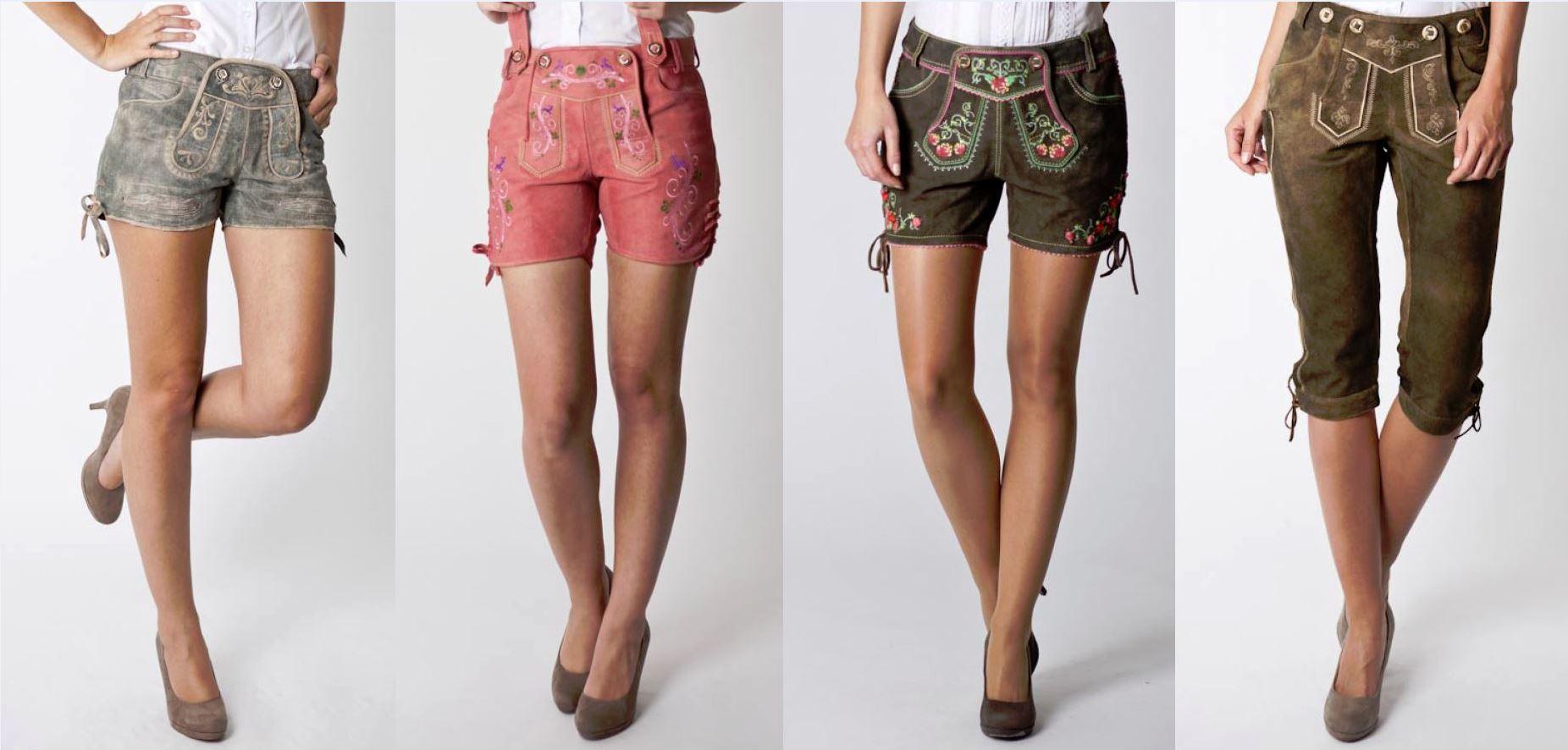 2954818a6961c Trendy Damen Lederhosen: Super Styling Tipps I Magazin