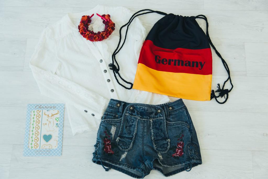 pick up 0e7c0 73226 Fußball Outfit für Mädels: EM 2016 | Magazin