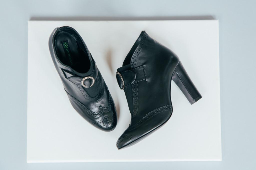 Schuhe zum dirndl traditionell