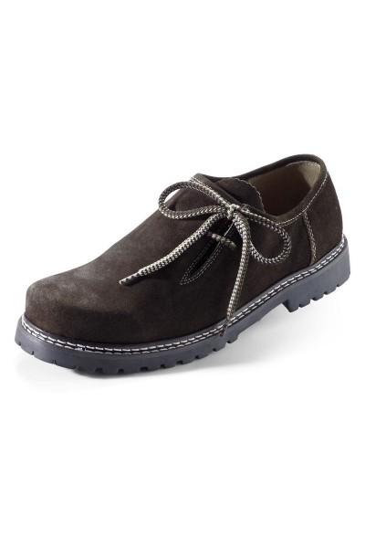 Trachten Schuhe Zürich, dunkelbraun