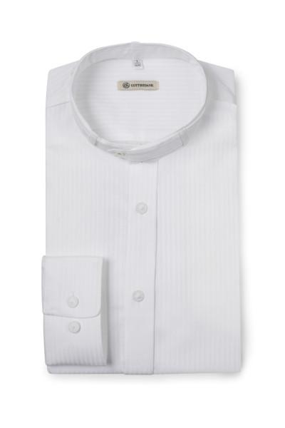 Trachtenhemd Lenz, ivory
