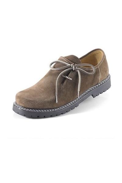 Trachten Schuhe Zürich, hellbraun