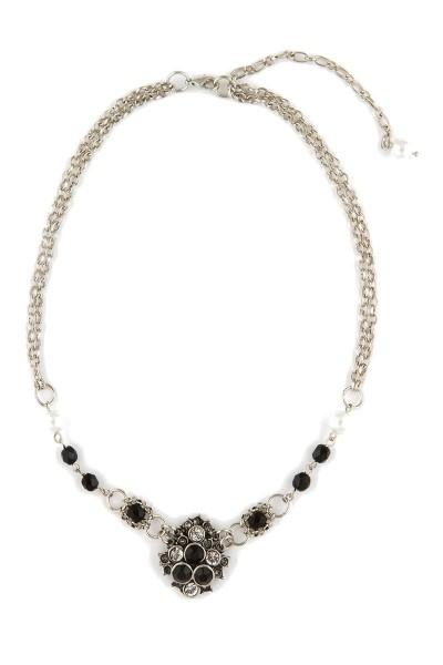 Trachten Halskette Trachtentraum, kristall