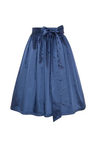 Dirndlschürze Amelie, dunkelblau, 65 cm