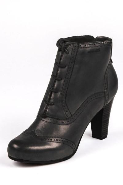 Trachten Schuhe Betty, schwarz