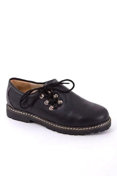 Trachten Schuhe Graz, schwarz