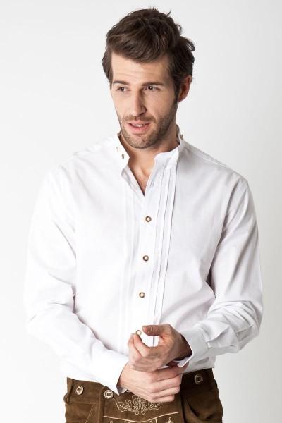 Trachten Hemd Louis, weiß