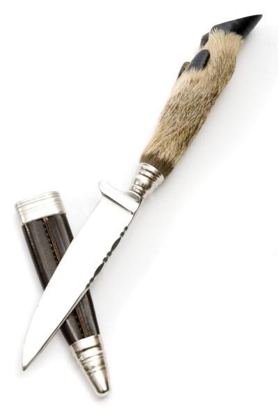 Trachten Messer Rehlauf