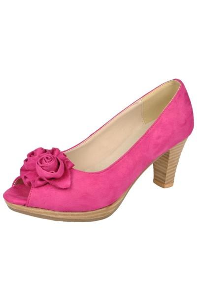 Trachtenschuhe Lydia, pink