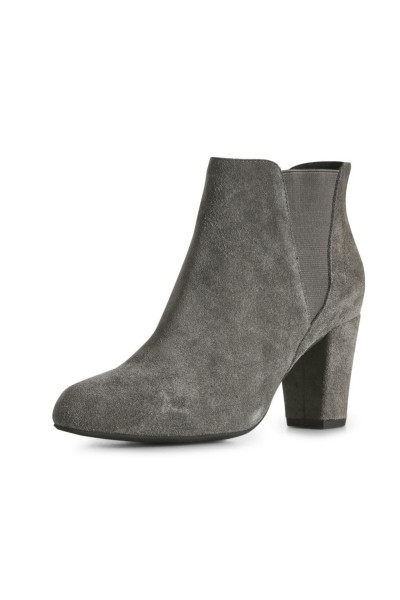 Trachtenschuhe Hannah S, dark grey