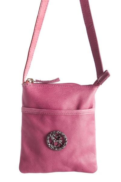 Trachten Tasche Krista, rosa