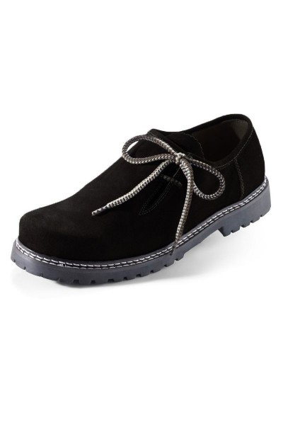 Trachten Schuhe Zürich, schwarz