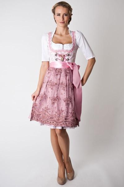 Mini Dirndl Amy, rosa