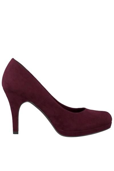 Trachten Schuhe Hanni, rot