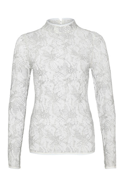 Dirndlbluse Carin, off white