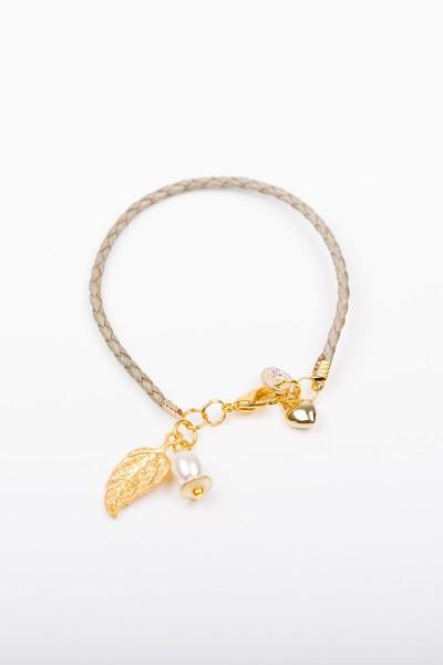 Trachtenarmband Madeleine, gold