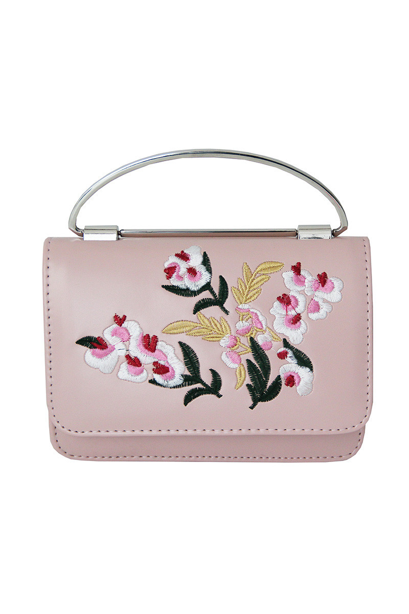 Trachtentasche Flower, rose