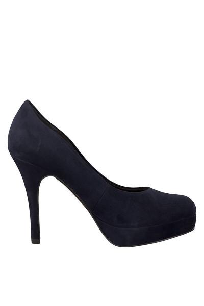 Trachten Schuhe Amy, dunkelblau