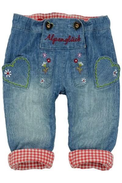 Kinder Jeans Anette, blau