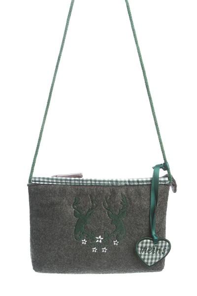 Trachtentasche Pirsch, grün