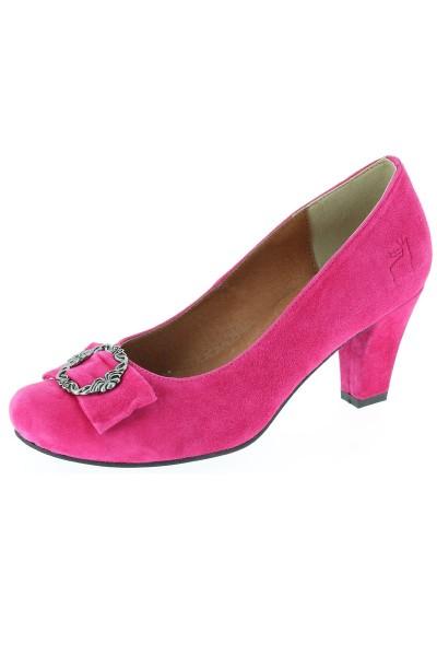 Trachtenschuhe Vera, pink