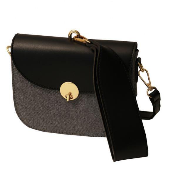 Trachtentasche Anastasia, schwarz