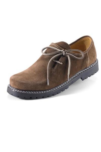 Trachten Schuhe Zürich, braun