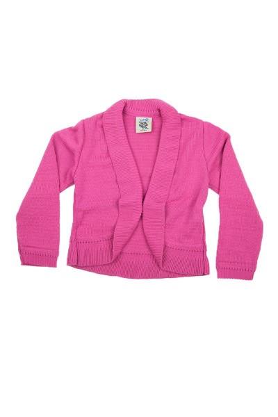 Kinder Trachtenjacke Kylie, pink