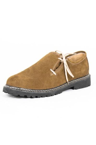 Trachten Schuhe Bamberg, hellbraun