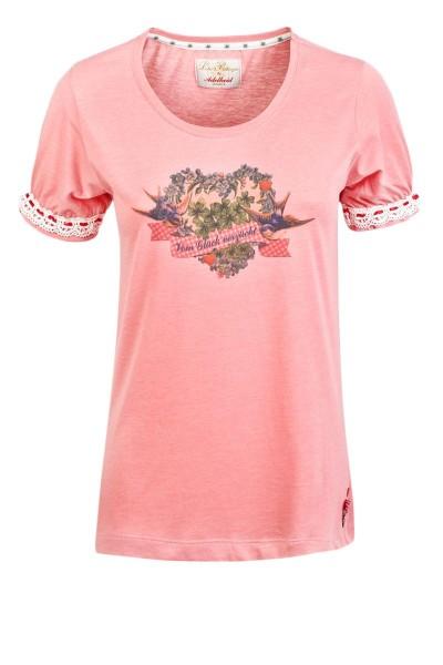 Damen Trachtenshirt Jana, rosa