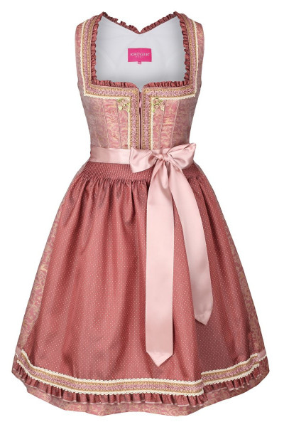 Mini Dirndl Salome, rosé