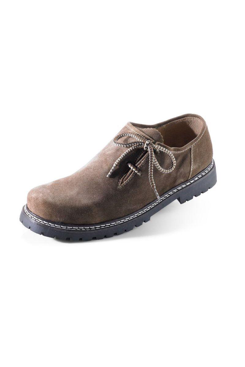 Trachten Schuhe Zurich Holzbraun Maddox Online Bestellen