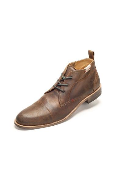 Trachtenschuhe Jock Boots, braun/tanne