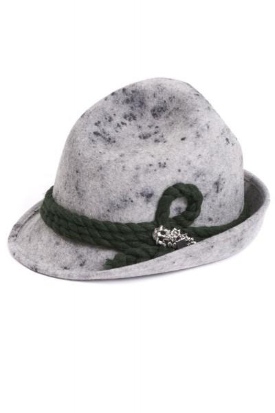 Herren Trachten Hut Chiemsee, grau