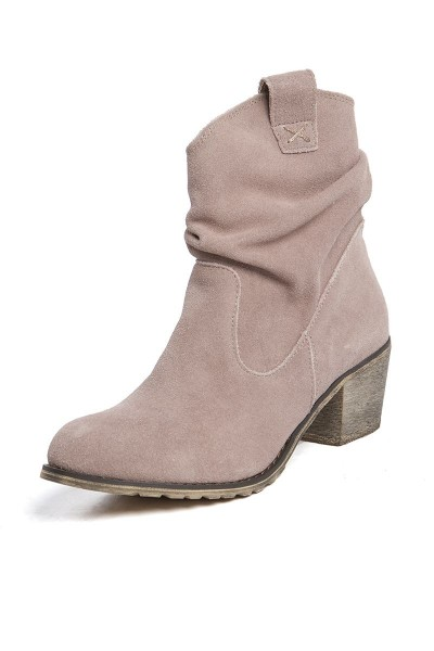 Trachtenschuhe Carly, taupe