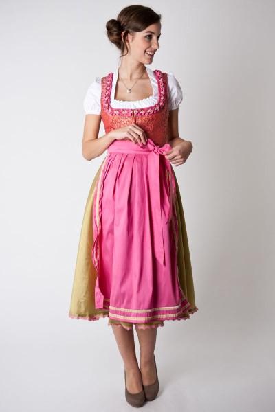 Dirndl Lina, rosa