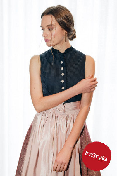 Midi Dirndl Lotta, black dream