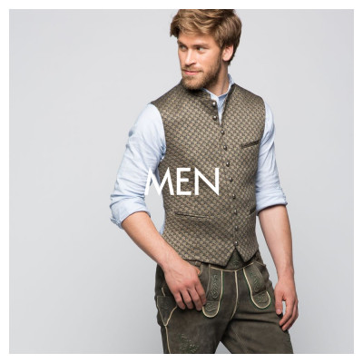 76e141a930d Men Trachten Fashion
